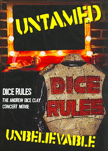 DICE RULES BY CLAY,ANDREW DICE (DVD)